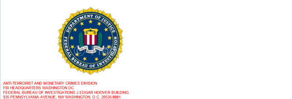 "New Fake Virus from ""FBI"" – I'm getting $10 million from Africa?"