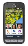 Doro Liberto 820 SIM-Free Smartphone – Black/Silver