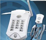 SureSafe Alarms + Wristwatch Button Combo – Medical Alarm/Alert for Seniors/Elderly. Old Person Pendant SOS Device for Independent Living. 12 Month Warranty from an International Emergency Alarms Device Company. Plain English Instructions & UK Compliant.