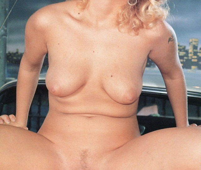 Pretty Naked Retro Blonde Fucked