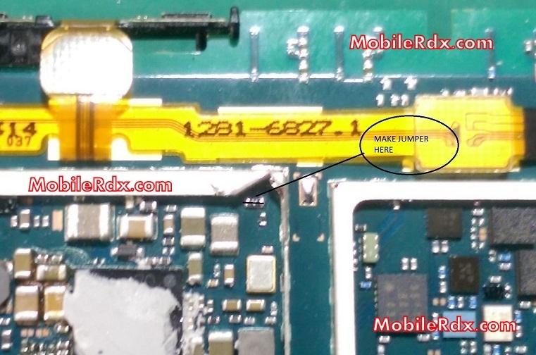 Z3 Display Light Problem