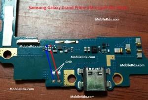 Samsung Galaxy Grand Prime G530H Mic Ways Solution Jumper
