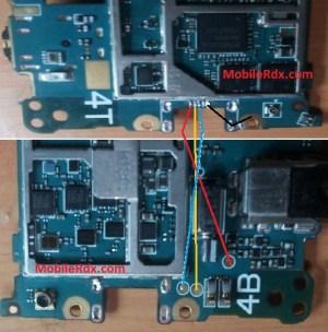 Sony Xperia E C1504 Charging Ways Problem Usb Jumper