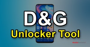 D&G Unlocker Tool All FRP Lock Remover