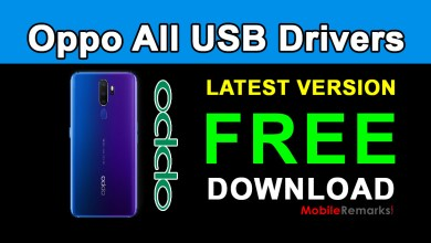 Photo of Download Oppo All USB Drivers for Windows 7/8/10