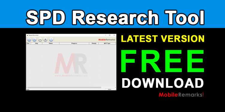 SPD Research Tool Latest Version Free Download
