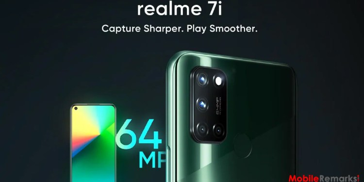 Realme 7i hands-on review and Specification