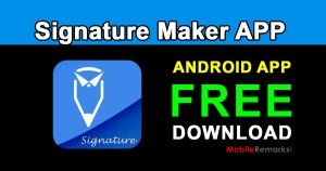 Signature Maker app free download
