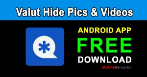 Vault Hide Pics videos app free download