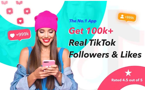 TikFame - Get TikTok followers & Tik like & fans