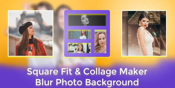 Square Fit & Collage Maker