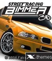 Bimmer Street Racing 3D (176x220)