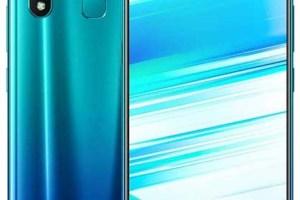 Sonic Blue Vivo Z1 Pro Mobile