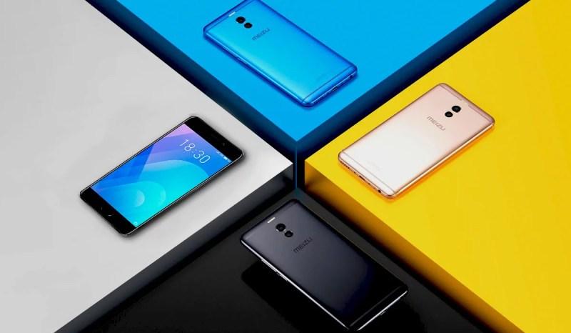 Meizu M6 Note Mobile