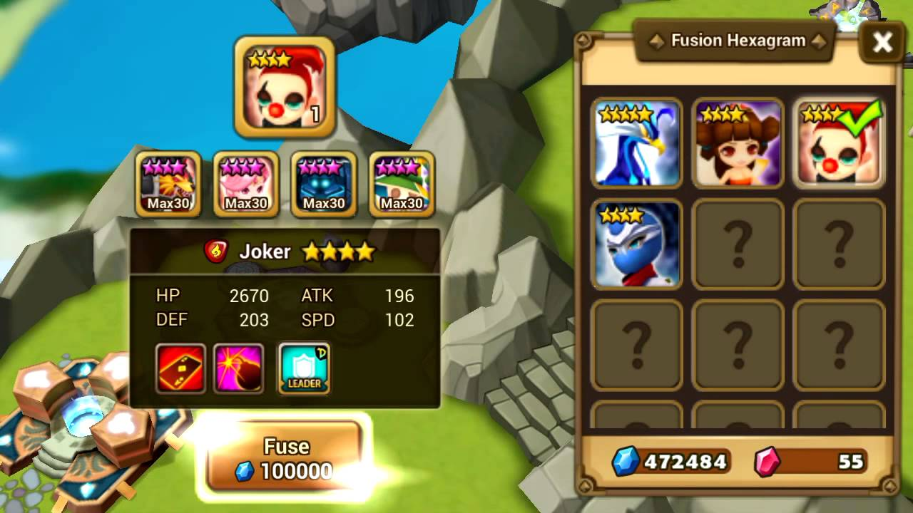summoners war best use of crystals