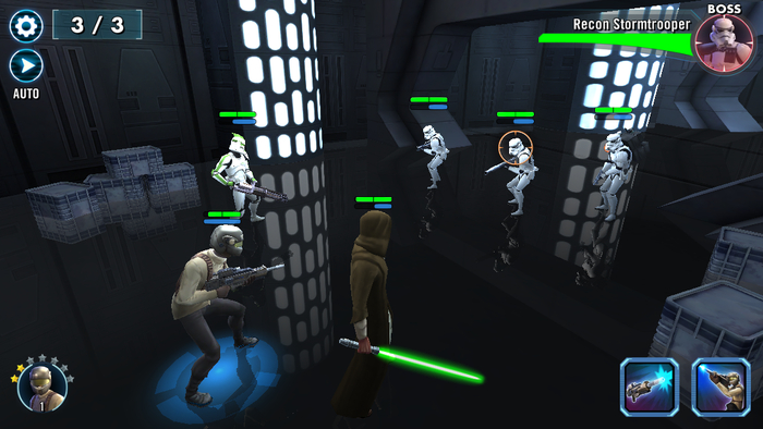 Star Wars: Galaxy of Heroes – New Player Guide with Cheats  