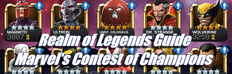 Realm of Legends Guide – Marvel's Contest of Champions |