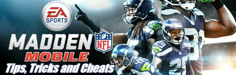 Madden NFL Mobile Tips, Tricks and Cheats