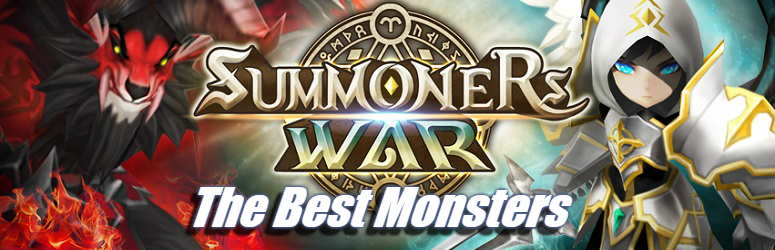 Best Monsters - Summoners War