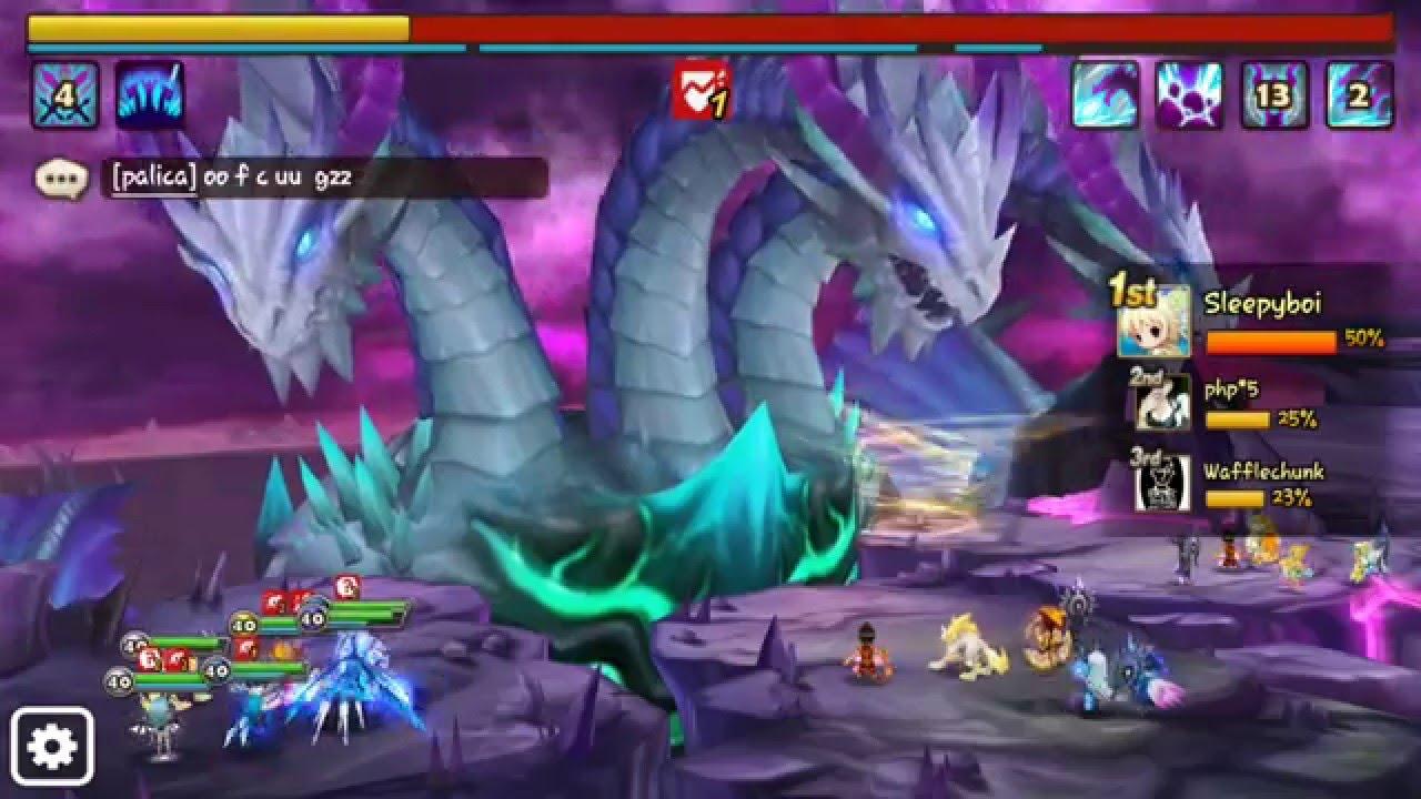 Raid Team Guide – Summoners War  
