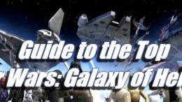 Guide to the Top - Star Wars: Galaxy of Heroes