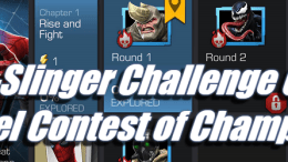Web-Slinger Challenge Guide - Marvel Contest of Champions