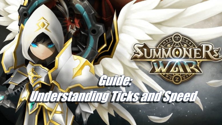 Understanding ticks and speed - Summoners War