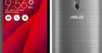 Asus ZenFone 2 Laser 21.40.1220.1615 Marshmallow Firmware