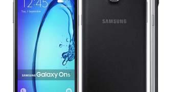 Samsung Galaxy On5 SM-G550F