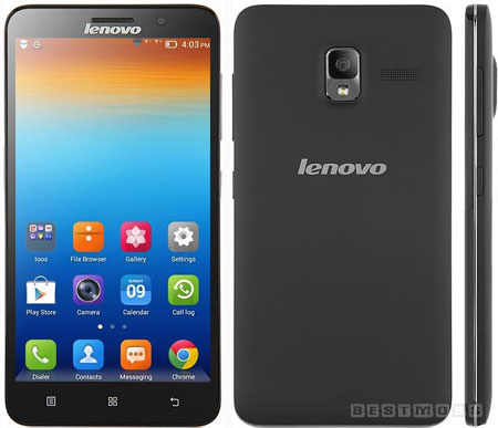 Lenovo A850+ MT6592 Firmware Flash File