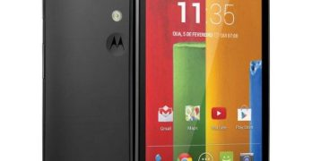 Motorola Moto G XT1033 Android 5.1 Firmware Flash File