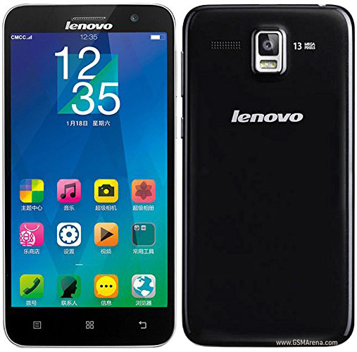 Lenovo A808T Stock ROM Firmware Flash File