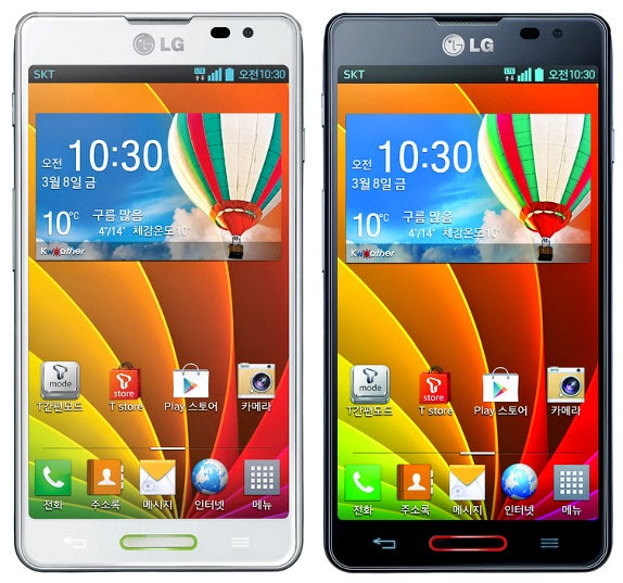 Image result for LG Optimus LTE 3 MS870