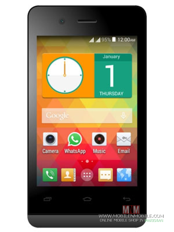 Qmobile X2i 3G 7715 Nand Firmware Flash File