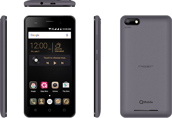 Qmobile i6 Metal One MT6580 Firmware Flash File
