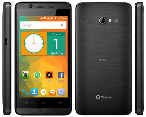 Qmobile W15 Sc7731 Android 5.1 Firmware Flash File