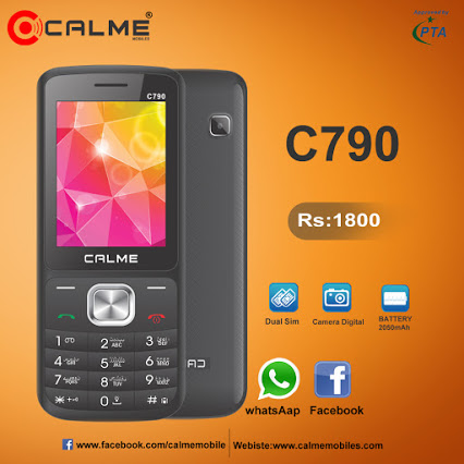 Calme C790 Spd6531 4MB Firmware Flash File - Mobiles Flashing