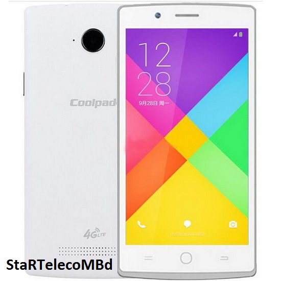 Coolpad 8712 Android4.4.4 Firmware Flash File