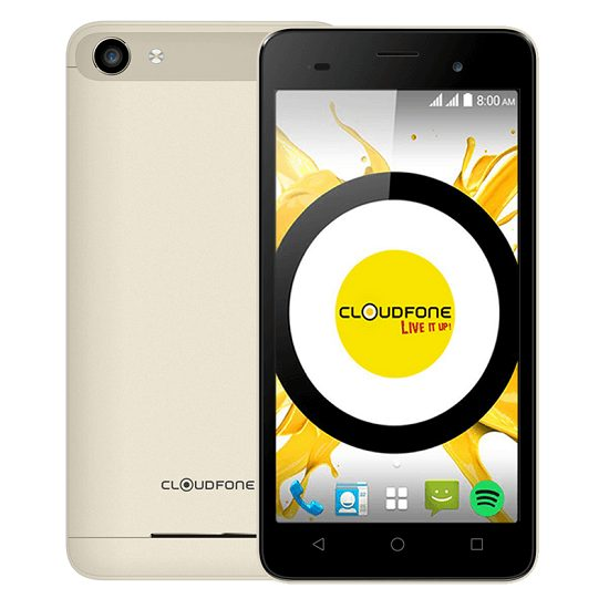 CloudFone Thrill Lite Firmware Flash File