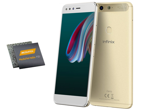 Infinix Zero 5 X603 Firmware Flash File