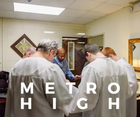 Metro Jail GED Program