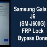 Samsung Galaxy J6 (SM-J600G) FRP (Google Account) Lock Remove Done | Samsung J6 2018 ADB Mode Enable