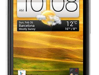 HTC One X Front