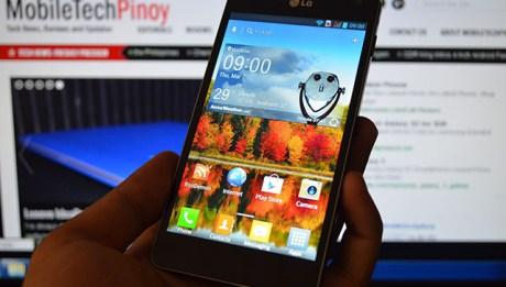 LG Optimus G MobileTechPinoy