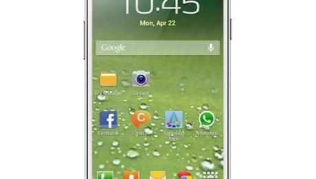 Samsung Galaxy S4 Press Photo Front Shot