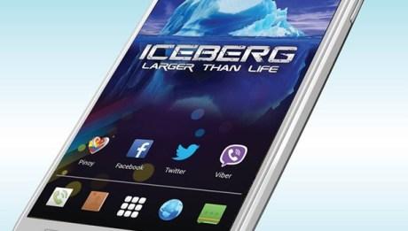 MyPhone Agua Iceberg Official Press Image