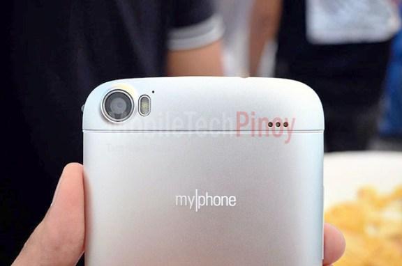 MyPhone Iceberg 13mp Camera