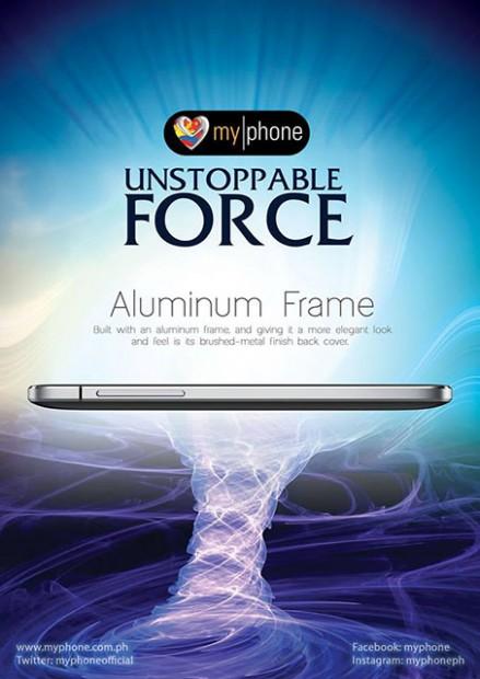 MyPhone Vortex Official Teaser