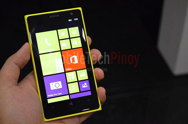 Nokia Lumia 1020 Windows Phone 8 OS
