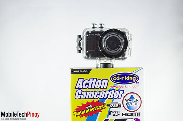 CDR King Action Camera